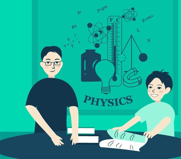 Physics Tutor Dubai