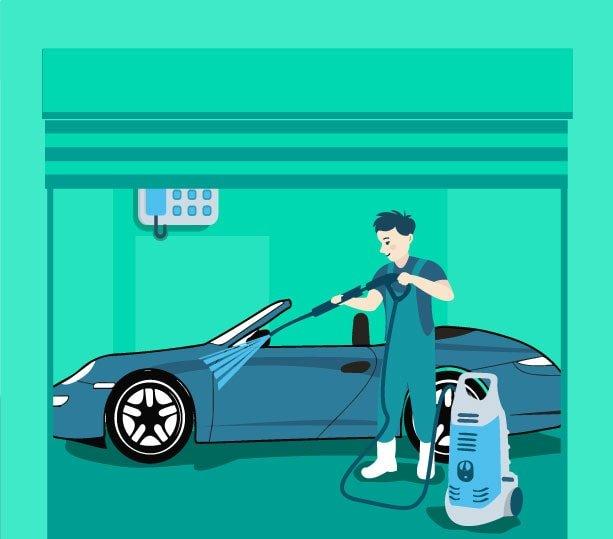 Car Wash Dubai