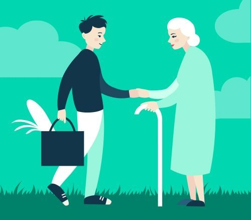 Caregiving in Dubai